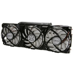 Accelero XTREME Plus II VGA Cooling Fan w/ Heatpipes