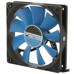 Blue Vortex 12 120mm Case Fan, 1600 RPM, 72.67 CFM, 29.1 dBA