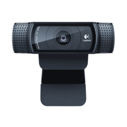 C920, 15.0MP, 1920x1080, 30fps, USB, Retail Web Camera