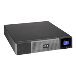 5PX3000RTN, 3000VA/2700W, 120V, 7 Outlets, Black/Silver, Tower/2U Rackmount UPS
