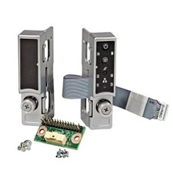A2USTOPANEL Storage Rack Ear Control Panel Kit for R2000 Server Family