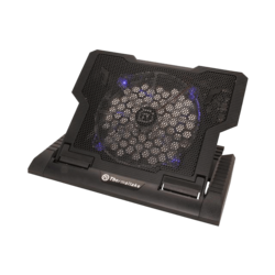 "Massive23 GT up to 15"", Ultra Performance, Black, Cooling Pad"