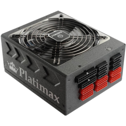 EPM1350EWT, 80 PLUS Platinum 1350W, Fully Modular, ATX Power Supply