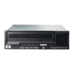 "HP EH919B LTO Ultrium 4 Tape Drive - LTO 4 Ultrium 1760 SAS Internal WW Tape Drive 800 GB (Native)/1.60 TB (Compressed) SAS 5.25"" Width 1/2H Height Internal"