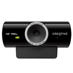 Labs Live, 3.7MP, 1280 x 720, 30fps, USB, Retail Web Camera