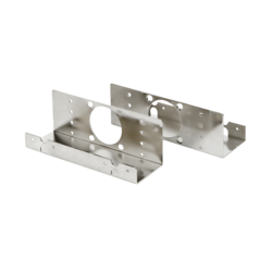 4x 2.5-Inch to 5.25-Inch Hard Drive Mounting Bracket