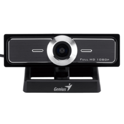 F100, 12.0MP, 1920 x 1080, USB, Retail Web Camera