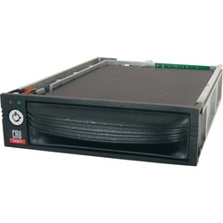 DataPort 10 Removable Drive Enclosure, SAS/SATA 6.0 Gb/s, 3.5/2.5-inch HDD/SSD, 1x 3.5-inch Bay