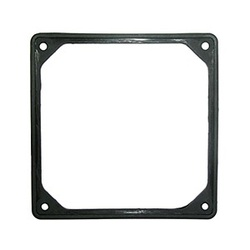 Lamptron Deluxe Black Shakeproof Washer for 120mm Case Fan