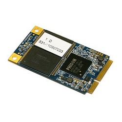 16GB Bullet Proof SSD, 270/200 MB/s, mini-SATA mini-PCIe, OEM