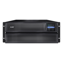 Smart-UPS X SMX3000LVNC, 3000VA/2700W, 120V, 10 Outlets, Black, Tower/4U Rackmount UPS