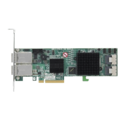 ARC-1320ix-16, SAS 6Gb/s, 24-Port, PCIe 2.0 x8, Host Bus Adapter, 4x Internal MiniSAS (SFF-8087) Cables included
