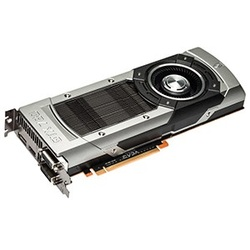 GeForce® GTX 780, 3GB GDDR5, PCIe x16 SLI, DP + HDMI + 2x DVI, OEM