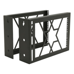 WU-FRAME120B, 12U Frame for Wallmount Rack