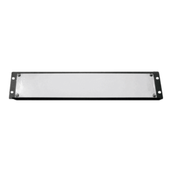 WA-P2UW-MT 2U Metallic White Board Panel