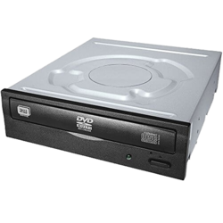 iHAS124-14, DVD 24x / CD 48x, DVD-Writer, 5.25-Inch, Optical Drive