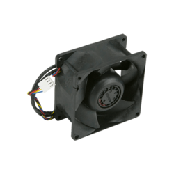 80mm Axial Fan, 9500 RPM, 100 CFM, 61 dBA Cooling Fan
