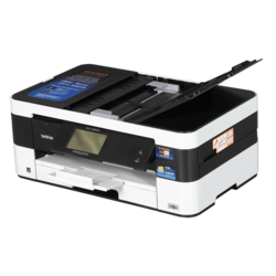 MFC-J4620DW, 6000 x 1200 dpi, 35 ppm, Inkjet Multifunction Color Printer