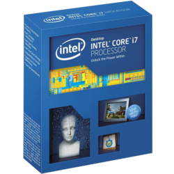 Core™ i7-5820K 6-Core 3.3 - 3.6GHz Turbo, LGA 2011-3, 140W, Retail Processor