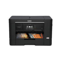 MFC-J5720DW, 6000 x 1200 dpi, 35ppm Black, 27ppm Color, Ink Jet All-in-One Printer