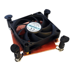 DEN-A-P, 27mm Height, Copper CPU Cooler