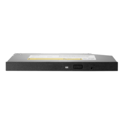HPE 9.5 mm SATA DVD-ROM optical drive for HPE ProLiant Gen9 servers