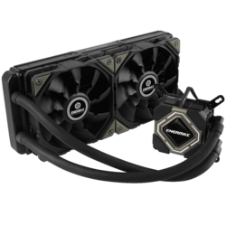 Liqmax II, 240mm Radiator, Liquid Cooling System