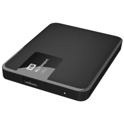 3TB My Passport Ultra, USB 3.0, Premium Portable, Black, External Hard Drive