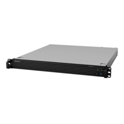 RackStation RC18015xs+ Diskless NAS with iSCSI, Intel® Xeon® E3-1230 v2, DDR3-1600 32GB ECC DIMM / 4, 10GbLAN / 2, GbLAN / 5, 150W Rdt PSU