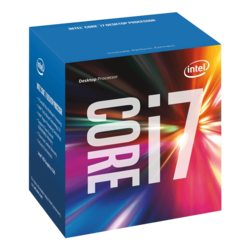 Core™ i7-6700 4-Core 3.4 - 4.0GHz Turbo, LGA 1151, 65W TDP, Retail Processor
