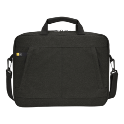 "Huxton for 14"", Polyester, Black, Bag Carrying Case"
