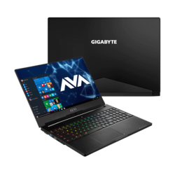 "- Gigabyte AERO 15 CLASSIC-XA-F74ADW, 15.6"" FHD 144Hz, Core™ i7-9750H, NVIDIA® GeForce RTX™ 2070 Graphics Gaming Laptop"