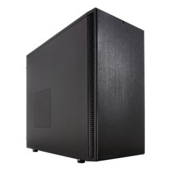 Silent PC - AMD 7th Gen A-Series, A320 Chipset, Low-Noise Custom Computer Desktop