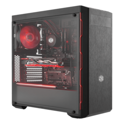PC Barebone - 2nd Gen AMD Ryzen™ Series, B450 Chipset, Custom Barebone Desktop