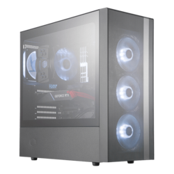 Gaming Desktop - 2nd Gen AMD Ryzen™ Series, B450 Chipset, Custom Gaming PC