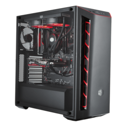 AMD X570 2-way GPU Tower Gaming Desktop