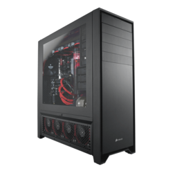 Hardline Liquid Cooled - AMD Ryzen™ Threadripper™, X399 Chipset, CPU+GPU Hardline Liquid Cooled Gaming Desktop