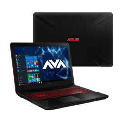 "Gaming Laptop - ASUS FX504GD-RS51, 15.6"" FHD, Core™ i5-8300H, NVIDIA® GeForce® GTX 1050 2GB Graphics Gaming Laptop"