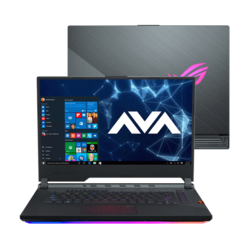 "- ASUS ROG Strix Scar III G531GV-DB76, 15.6"" FHD 240Hz 3ms, Core™ i7-9750H, GeForce RTX™ 2060, Gaming Laptop"