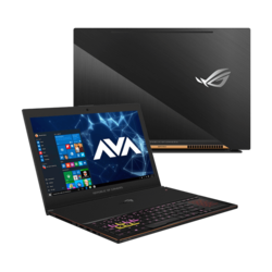 "Gaming Laptop - ASUS ROG Zephyrus GX501GI-XS74, 15.6"" FHD, Core™ i7-8750H, NVIDIA® GeForce® GTX 1080 G-SYNC Graphics Gaming Laptop"