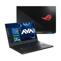 "- ASUS ROG Zephyrus S GX701GX-XB78, 17.3"" FHD 144Hz, Core™ i7-9750H, GeForce RTX™ 2080 Max-Q, Gaming Laptop"