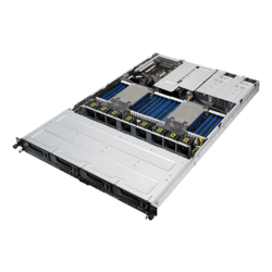 1U Rack Server - ASUS RS700A-E9-RS4, AMD EPYC™ 7000 Series, SAS/SATA 1U Rackmount Server Computer