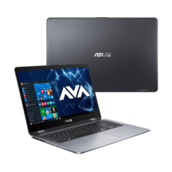 "Custom Laptop - ASUS VivoBook Flip 15 TP510UA-DH71T, 15.6"" FHD Touchscreen, Intel® Core™ i7-8550U, Portable 2-in-1 Laptop"