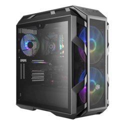 Powered by ASUS X570 Tower Gaming Desktop