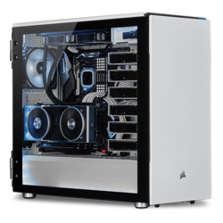 Powered by ASUS Z390 Tower Gaming Desktop