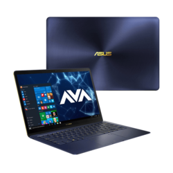 "Custom Laptop - ASUS ZenBook 3 Deluxe UX490UA-XH74-BL, 14"" FHD, Intel® Core™ i7-8550U, Ultraportable Laptop"