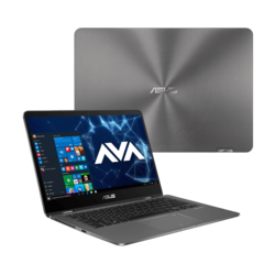 "Custom Laptop - ASUS ZenBook Flip 14 UX461UN-DS74T, 14"" FHD Touchscreen, Intel® Core™ i7-8550U, GeForce® MX150, Ultraportable Laptop"