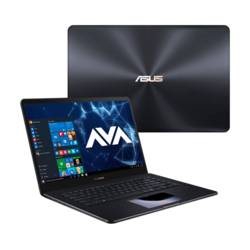 "Custom Laptop - ASUS ZenBook Pro 15 UX580GE-XB74T, 15.6"" UHD Touch + ScreenPad™, Core™ i9-8950HK, GeForce GTX 1050 Ti, Ultraportable Laptop"
