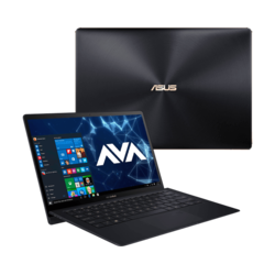 "Custom Laptop - ASUS ZenBook S UX391UA-XB74T, Ultra Thin 13.3"" UHD Touchscreen, Intel® Core™ i7-8550U, Ultraportable Laptop"