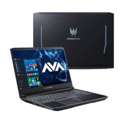 "- Acer Predator Helios 300 PH315-52-71RT, 15.6"" FHD 144Hz, Core™ i7-9750H, NVIDIA® GeForce RTX™ 2060 Graphics Gaming Laptop"